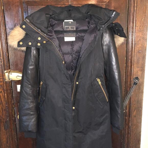 Mackage Jackets & Blazers - Mackage Ladies Black Winter Coat